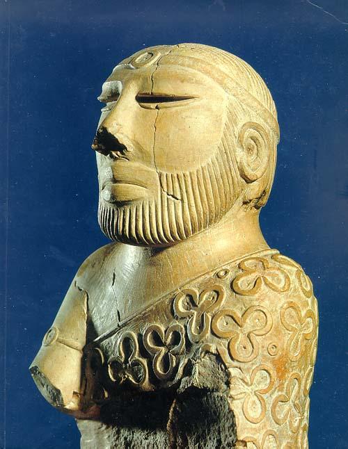 Maya, Statue et photo… Priest%20K%20copy